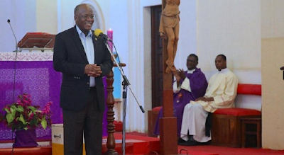 Churches And Mosques Won't Be Closed Because Of Coronavirus, It Cannot Survive In The Body Of Jesus - Tanzania's President