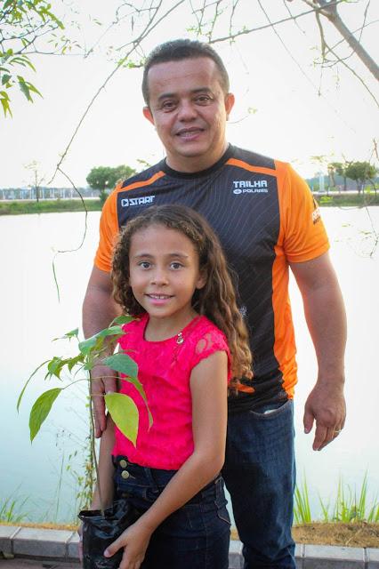 Deputado Rildo Amaral promove plantio de mudas no mês das crianças em Imperatriz!!!