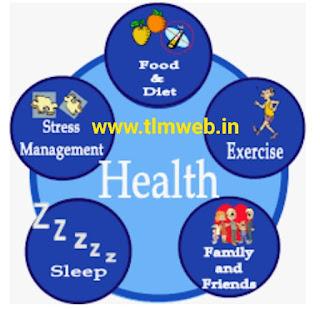 How to Maintain Good Health :