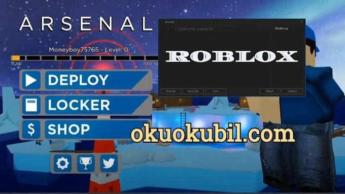 Roblox Arsenal Süper Esp Hilesi + Parsifal Exploit İndir 2020