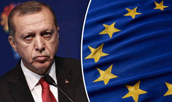 Ερντογάν: Η Ευρώπη θα πληρώσει για ό,τι έκανε