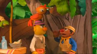Sesame Street Bert and Ernie's Great Adventures Rainforest