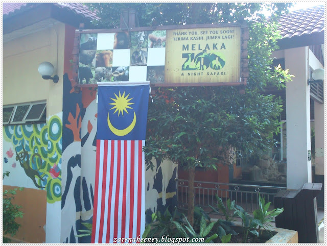 This is Our Story Zoo Melaka