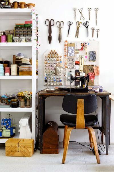 rue rivoirette inspiration atelier couture. Black Bedroom Furniture Sets. Home Design Ideas