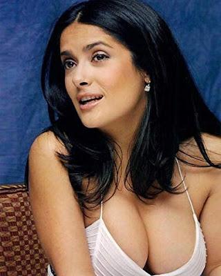 Actress Salma Hayek Letest Picture