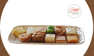 Assorted Sweets - 500 gms
