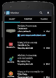 aplikasi cari kerja di android