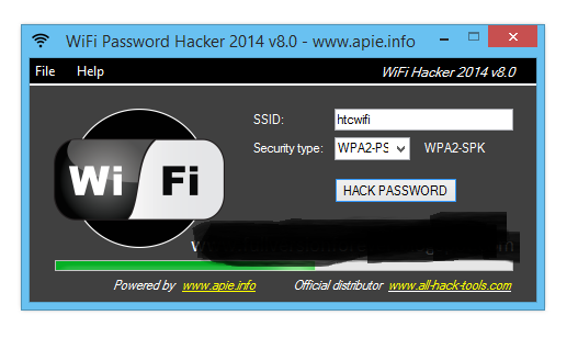 free wifi password hacker