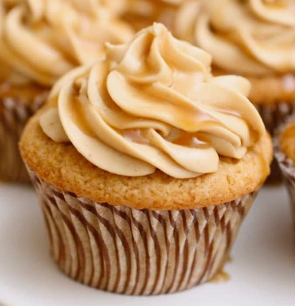 Butterbeer Cupcakes Recipe