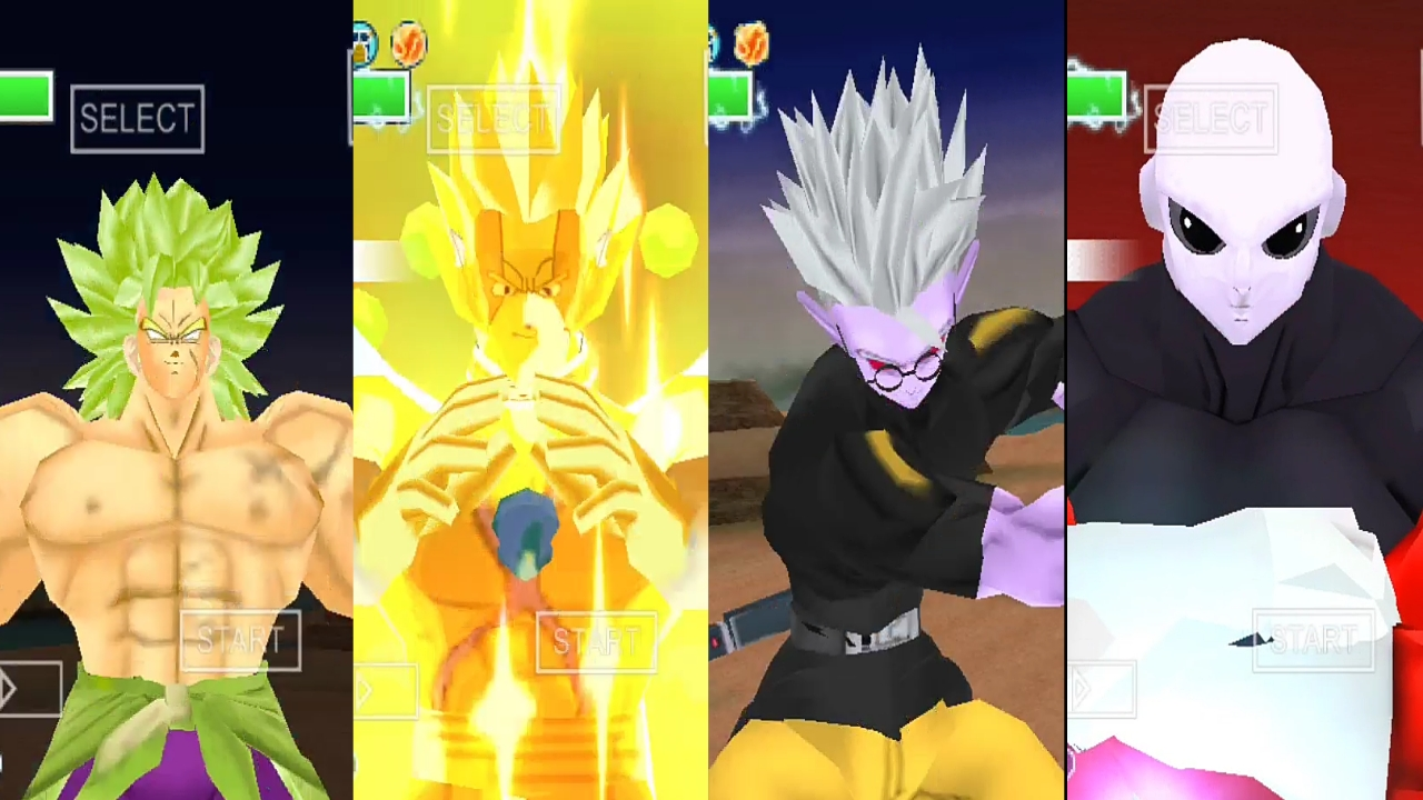 Super Dragon Ball Heroes Strongest Enemies