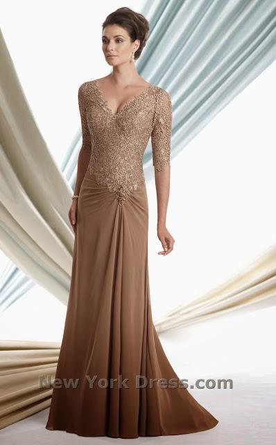 5082d369824ba تصميم رائع لفستان سهرة نيويورك دريس