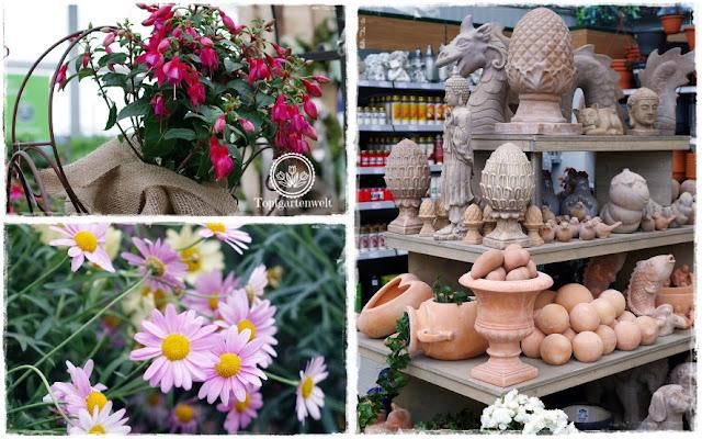 Gartenblog Topfgartenwelt Eröffnung Gartencenter Dehner Salzburg: Gartendeko