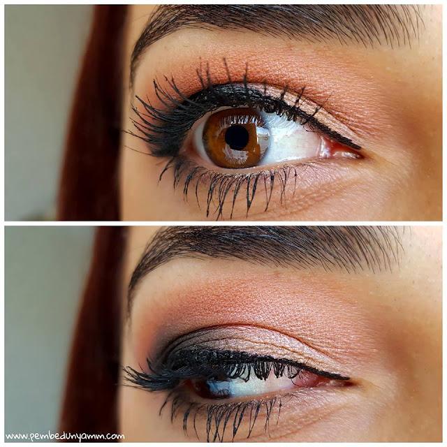 urban eye palette göz makyajı