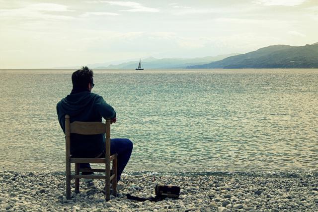 La personas sabias saben valorar realmente la soledad