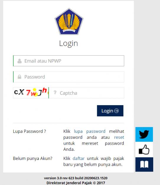 Langkah dan Cara Daftar NPWP Online, Awali Buat Akun Dulu Kawan Rembang