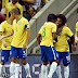 Jalan Pertandingan Brasil vs Haiti 7-1