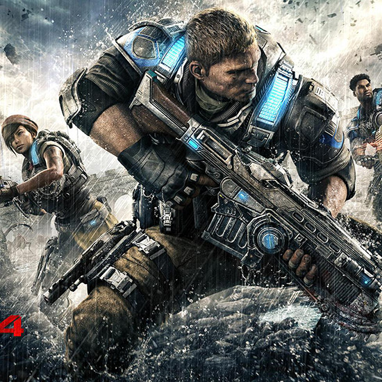 Gears of War Wallpaper Engine