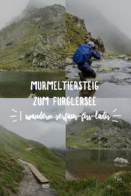 Murmeltiersteig zum Furglersee | Wandern Serfaus-Fiss-Ladis | Wanderung-Tirol | Österreich