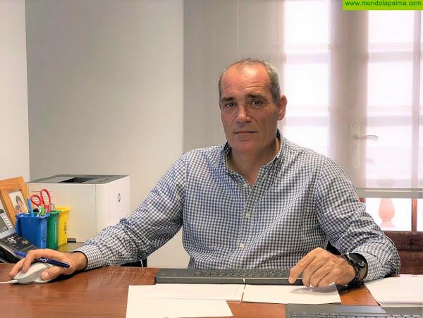 El Cabildo ordena la zona industrial de Callejones de Villa de Mazo para promover su desarrollo