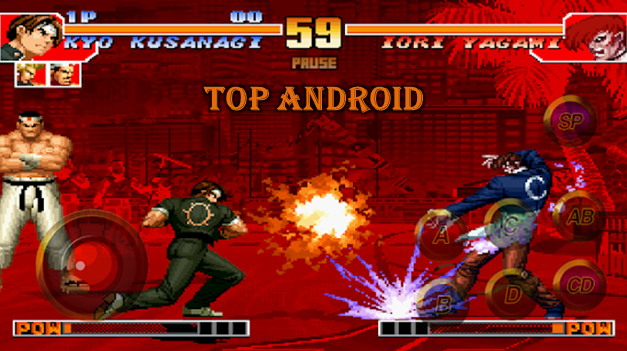 THE KING OF FIGHTERS 97 & 98 APK Free