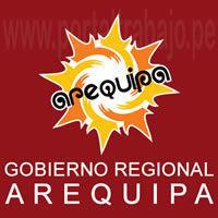 CONVOCATORIA GOBIERNO REGIONAL DE AREQUIPA