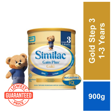 toddler formula similac