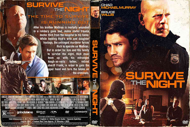 Survive the Night DVD Cover