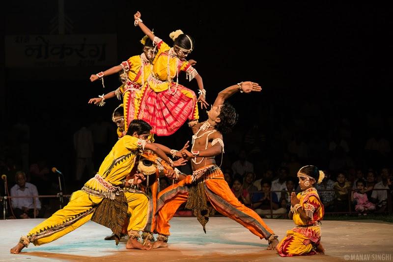 Gotipua Folk Dance Orissa
