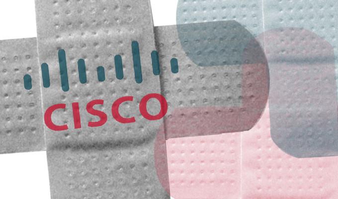 Nuevamente Cisco remueve credenciales por defecto embebidas en sus productos.