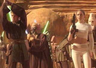 trilogi prekuel star wars attack of the clones