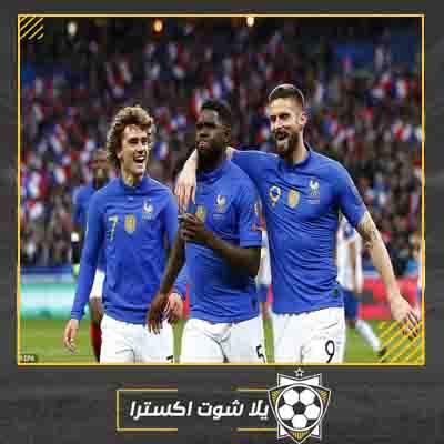 مشاهدة مباراة فرنسا وأيسلندا