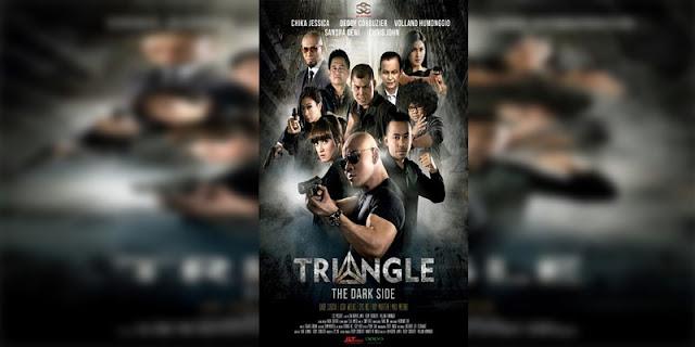 Sinopsis, detail dan nonton trailer Film Triangle: The Dark Side (2016)