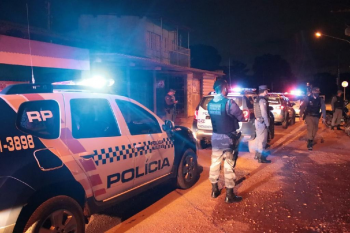 Menor suspeita de ter participado de homicídio em Rosário Oeste  é  presa em Santo Antônio do Leverger