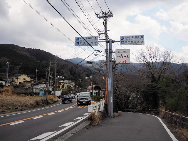 湯ヶ島 下田街道
