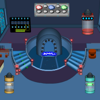 Play G4E Spaceship Escape