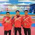 Ekshibisi PON XX/2021: Langkah 2 Atlet Kick Boxing Maluku Terhenti di 8 Besar