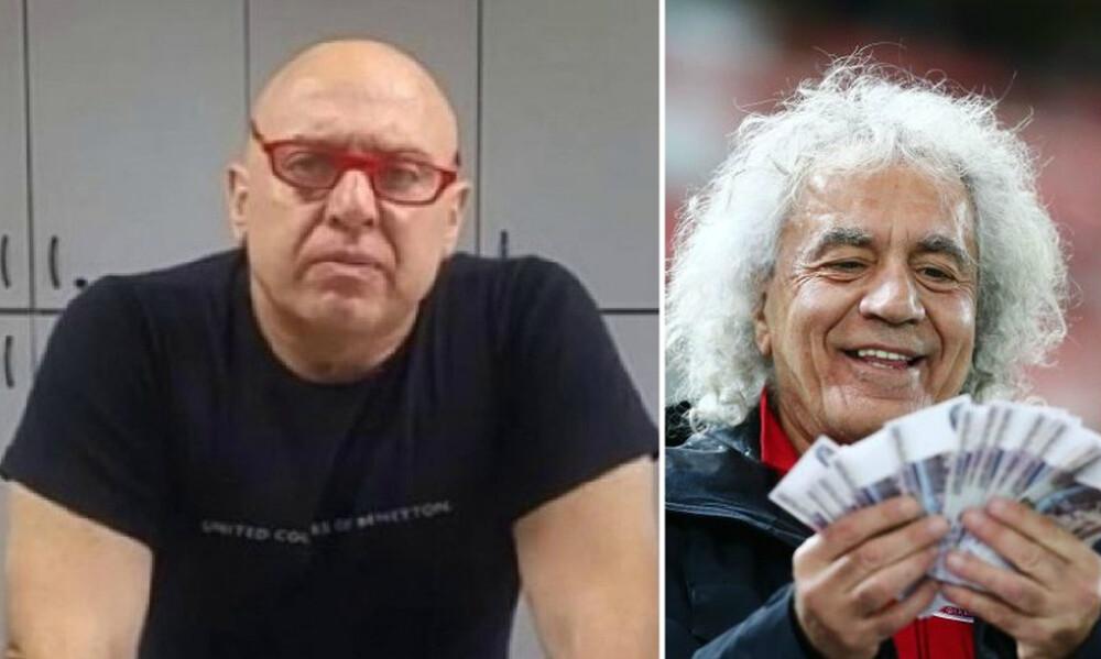 Ο Ραπτόπουλος προκαλεί τον Τάκη Τσουκαλά! (Video)