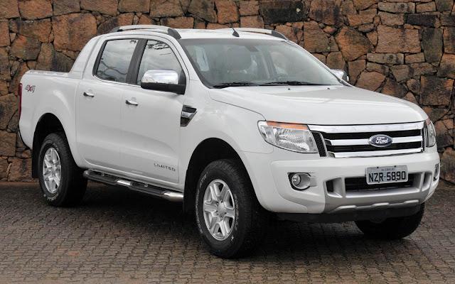 Ford Ranger 2013 - recall