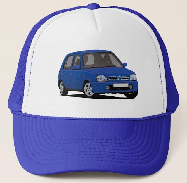 Nissan Micra lippis
