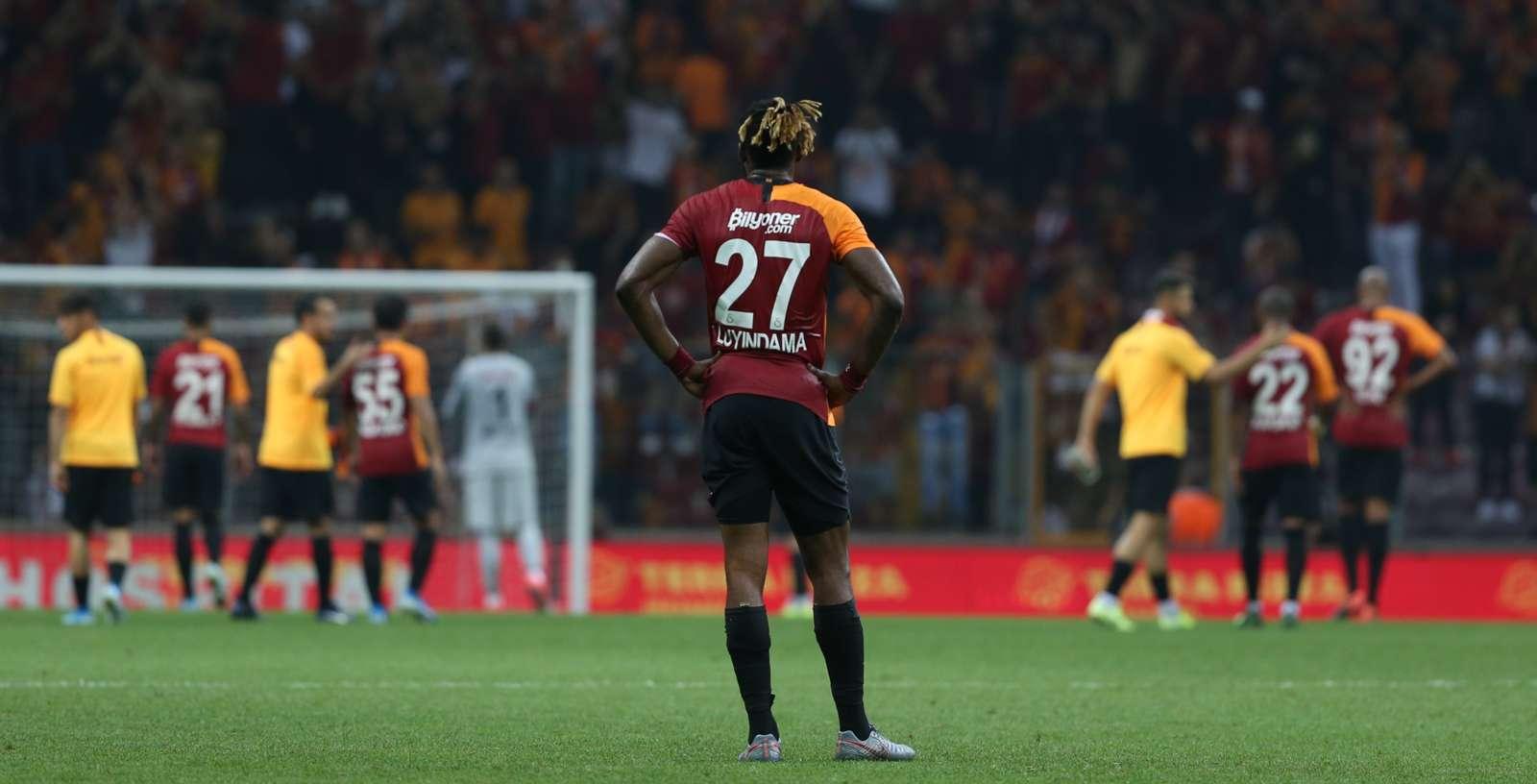 Luyindama için FIFA'dan Galatasaray'a ödeme!
