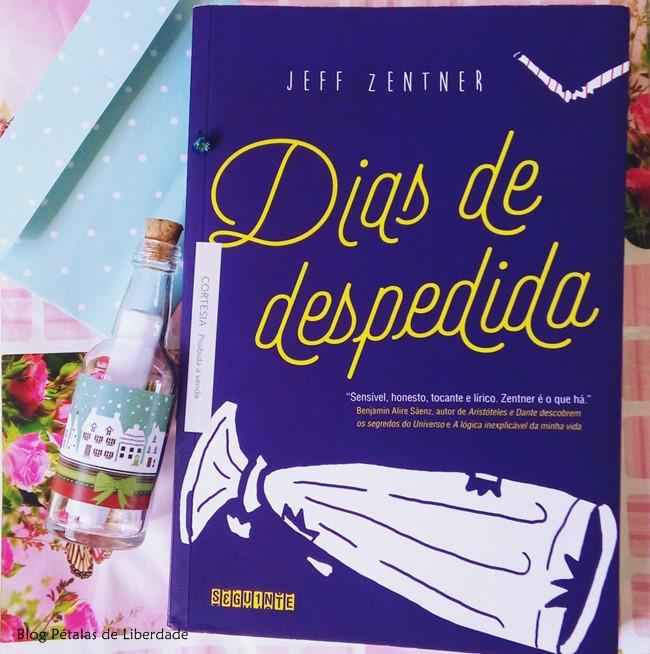 """Resenha: livro """"Dias de despedida"""", Jeff Zentner, Seguinte"""