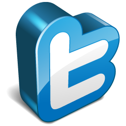 twitter 3d-icon