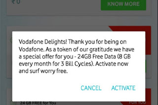 Offer-696x464 OMG! Vodafone Is Offering 24GB 4G Data To Its Users Technology