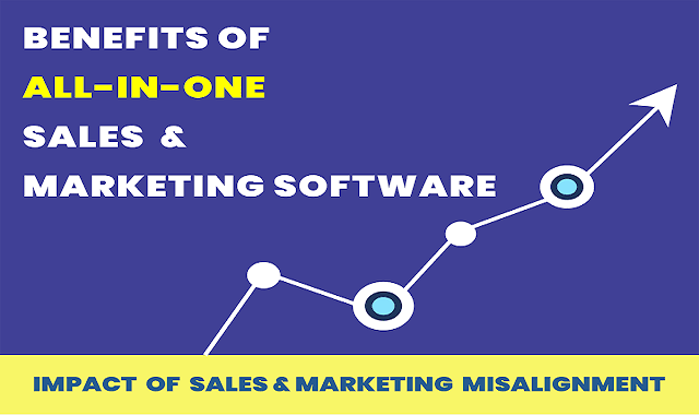 Benefits of All-in-One Sales $ Marketing Software