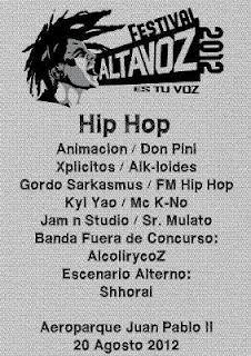 rap y hip hop colombiano