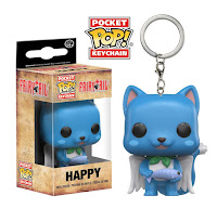 Popcket Pop! Keychain Happy