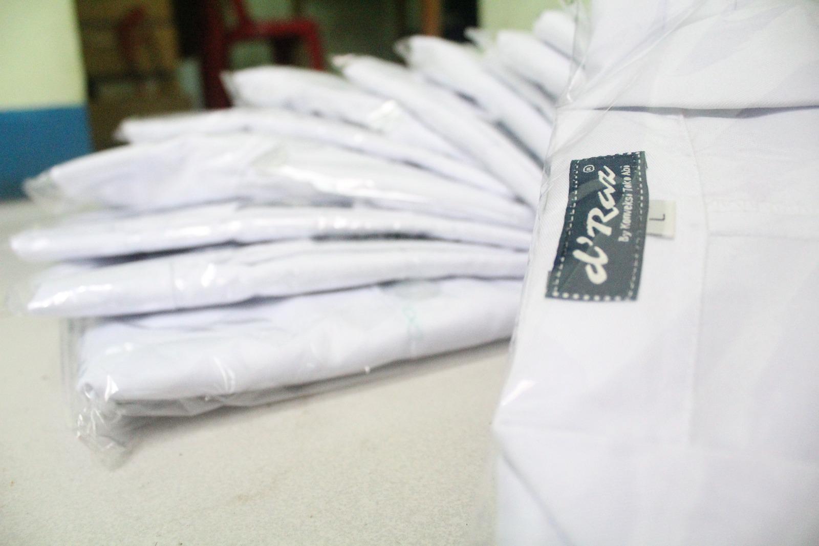 Hasil gambar untuk jas laboratorium toko draz