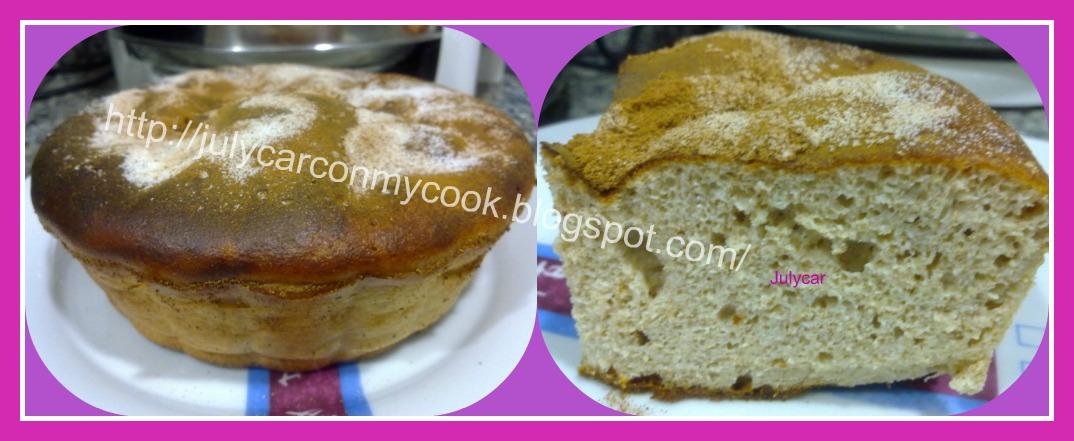 Recetas dukan by julycar bizcocho de maiz al limon for Bizcocho para dieta adelgazar