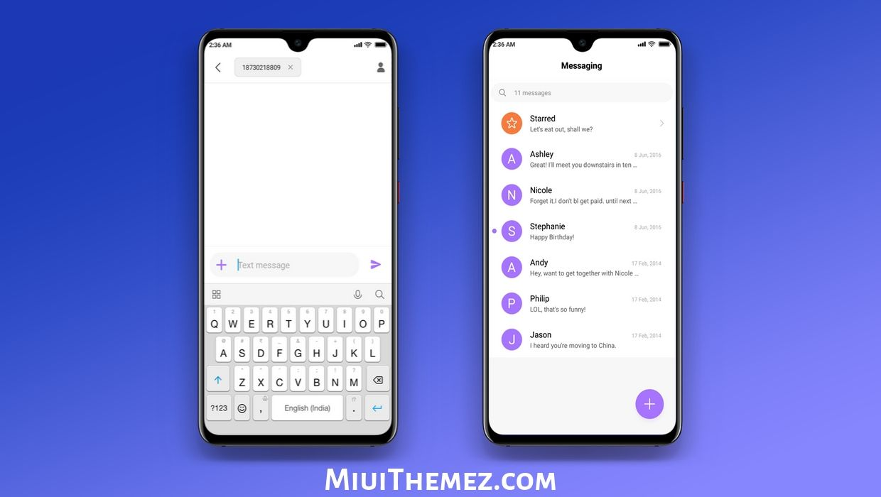 Ryzen Os MIUI 10 Theme Download - MiuiThemez.com