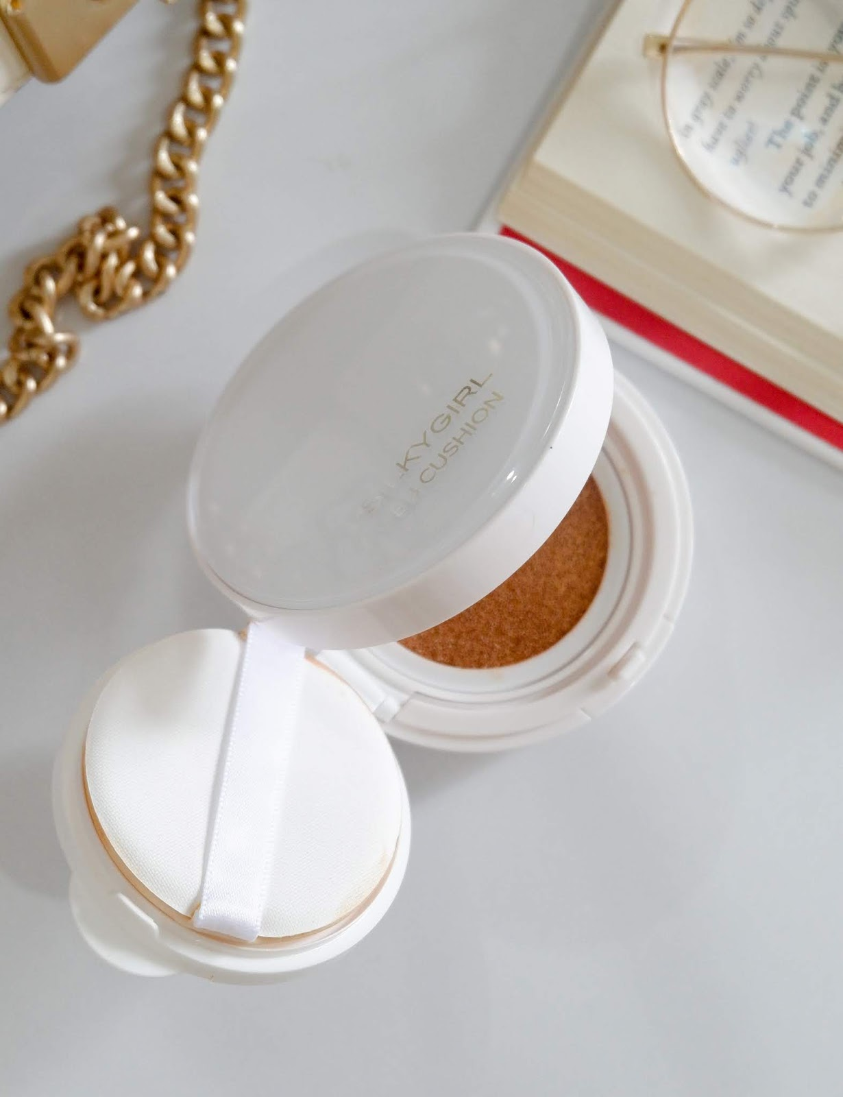 SILKYGIRL: MAGIC BB CUSHION REVIEW